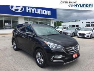 Used 2017 Hyundai Santa Fe SPORT PREMIUM for sale in Owen Sound, ON