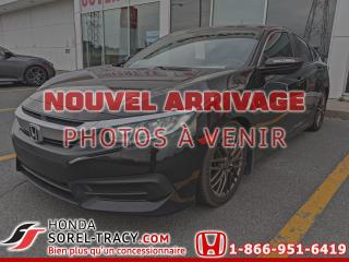 Used 2016 Honda Civic LX 4 portes CVT for sale in Sorel-Tracy, QC