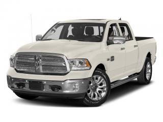 Used 2016 RAM 1500 4WD Crew Cab 140.5  Limited for sale in Mississauga, ON