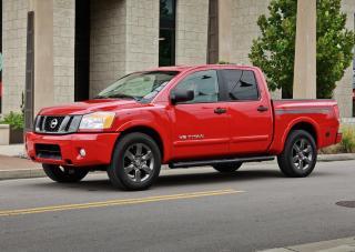 Used 2014 Nissan Titan SV|Warranty-Just Arrived| for sale in Brandon, MB