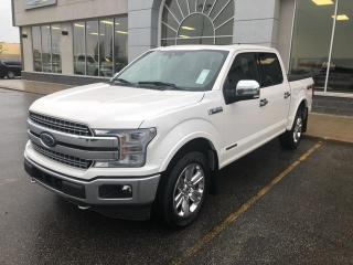 Used 2019 Ford F-150 LARIAT,DIESEL,LEATHER,NAVIGATION for sale in Slave Lake, AB