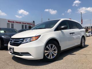 Used 2016 Honda Odyssey SE |  Big Screen - Rear Camera -  Bluetooth for sale in Mississauga, ON