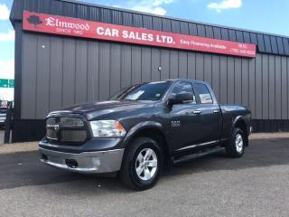 Used 2014 RAM 1500 OUTDOORSMAN for sale in Edmonton, AB