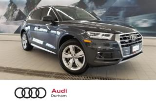 Used 2018 Audi Q5 2.0T Technik + Adaptive Cruise   Lane Assist   B&O for sale in Whitby, ON