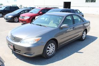 Used 2002 Toyota Camry 2.4L LE Auto for sale in Whitby, ON