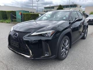 New 2020 Lexus UX 250H AWD F Sport Series 2 for sale in North Vancouver, BC