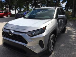 New 2020 Toyota RAV4 RAV4 FWD LE RAV4 LE FWD for sale in Mississauga, ON