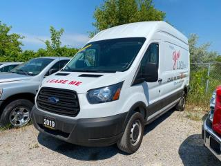 Used 2019 Ford Transit 250 Base w/Sliding Pass-Side Cargo Door for sale in Scarborough, ON