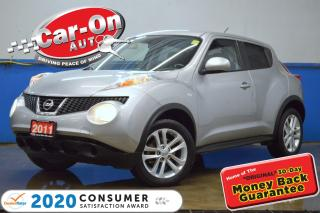 Used 2011 Nissan Juke SV TURBO A/C CRUISE BLUETOOTH ALLOYS for sale in Ottawa, ON