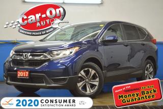 Used 2017 Honda CR-V AWD REAR CAM HTD SEATS ADAPTIVE CRUISE NAV READY for sale in Ottawa, ON