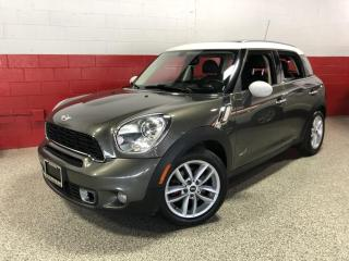 Used 2012 MINI Cooper Countryman S ALL4 AWD BLUETOOTH PANO-ROOF COMFORT ACCESS for sale in North York, ON