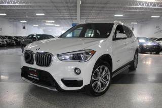 Used 2016 BMW X1 xDRIVE 28i I NO ACCIDENTS I REAR CAM I PANOROOF I LEATHER for sale in Mississauga, ON