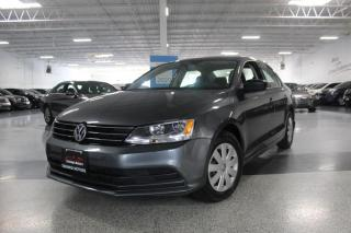 Used 2016 Volkswagen Jetta TSI I NO ACCIDENTS I BIG SCREEN I REAR CAM I BLUETOOTH for sale in Mississauga, ON