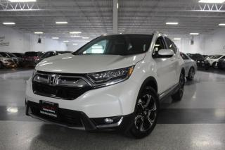 Used 2017 Honda CR-V TOURING I AWD I PANOROOF I LEATHER I REAR CAM I BLIND SPOT for sale in Mississauga, ON
