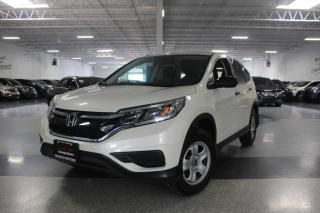 Used 2015 Honda CR-V LX I REAR CAM I HEATED SEATS I KEYLESS ENTRY I POWER OPTIONS for sale in Mississauga, ON