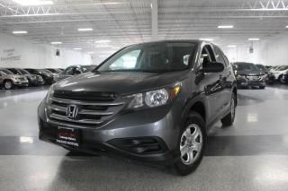 Used 2012 Honda CR-V LX AWD I REAR CAM I HEATED SEATS I KEYLESS ENTRY I BT for sale in Mississauga, ON