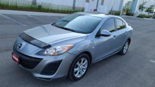 Used 2010 Mazda MAZDA3 4dr Sdn for sale in Mississauga, ON