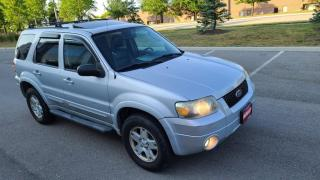 Used 2007 Ford Escape FWD 4dr Auto Limited for sale in Mississauga, ON