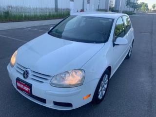 Used 2007 Volkswagen Rabbit 5dr HB Auto for sale in Mississauga, ON