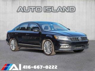 Used 2016 Volkswagen Passat 4dr Sdn 3.6L DSG Execline for sale in North York, ON