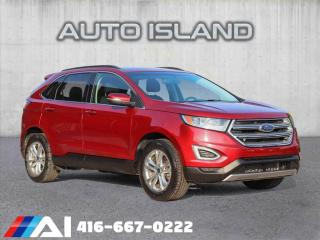 Used 2015 Ford Edge 4DR Sel AWD for sale in North York, ON
