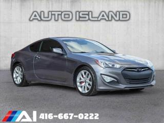 Used 2013 Hyundai Genesis Coupe 2DR I4 for sale in North York, ON