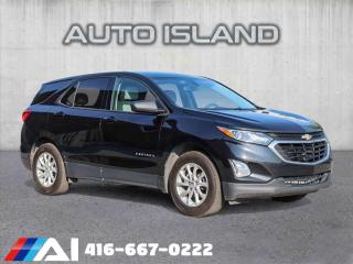 Used 2018 Chevrolet Equinox FWD 4DR LS for sale in North York, ON