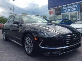 Used 2020 Hyundai Sonata Preferred - Bluetooth - Car Play for sale in Cornwall, ON