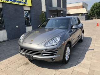 Used 2012 Porsche Cayenne AWD 4dr for sale in Nobleton, ON