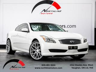 Used 2010 Infiniti G37 X Navigation|Camera|Heated Leather|Sunroof for sale in Vaughan, ON