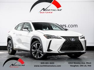 Used 2019 Lexus UX UX 250h|Blindspot|Lane Departure|Heated Cooled Leather for sale in Vaughan, ON