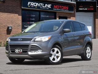 Used 2013 Ford Escape FWD 4dr SE for sale in Scarborough, ON