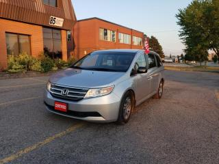 Used 2011 Honda Odyssey EX | DVD|POWER SLIDING|CLEAN CARFAX|LOADED|BACK UP CAM| for sale in Richmond Hill, ON