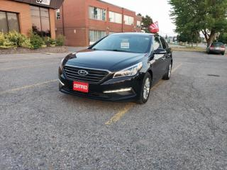 Used 2016 Hyundai Sonata 2.4L Auto| GLS| SUN ROOF|BACK UP CAM|BLIND SPOT|CLEAN CARFAX for sale in Richmond Hill, ON