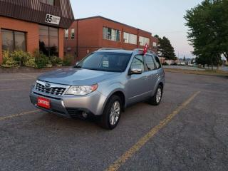 Used 2012 Subaru Forester Auto 2.5X Limited|LOW MILEAGE|SUNROOF for sale in Richmond Hill, ON