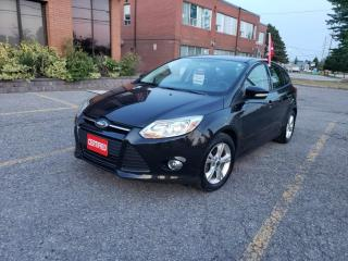 Used 2013 Ford Focus 5dr HB SE|FREE ACCIDENT|LOW MILEAGE|CLEAN|TIRE PRESSURE MONI for sale in Richmond Hill, ON