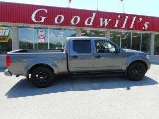Used 2019 Nissan Frontier SV! MIDNIGHT! HEATED SEATS! B/CAMERA! BLUETOOTH! for sale in Aylmer, ON