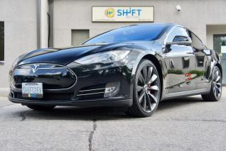 Used 2015 Tesla Model S P85D AUTOPILOT, FULLY FULLY LOADED, CARFAX CLEAN! for sale in Burlington, ON