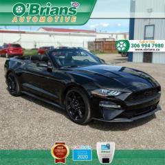 Used 2019 Ford Mustang EcoBoost for sale in Saskatoon, SK