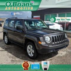 Used 2016 Jeep Patriot Sport - Accident Free! w/4x4 for sale in Saskatoon, SK