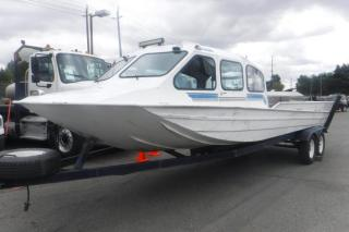 Used 2006 Outlaw 24 Foot Custom Jet Boat with Trailer for sale in Burnaby, BC