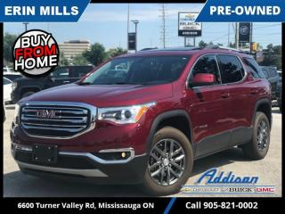 Used 2018 GMC Acadia SLT  NAVI|DUAL ROOF|7-PASS| for sale in Mississauga, ON