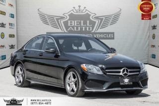 Used 2017 Mercedes-Benz C-Class C 300, AWD, NO ACCIDENT, NAVI, REAR CAM for sale in Toronto, ON