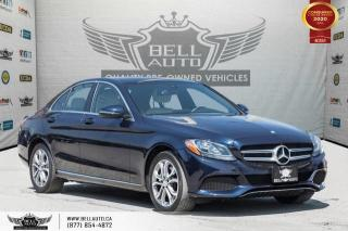 Used 2016 Mercedes-Benz C-Class C 300, AWD, NO ACCIDENT, NAVI, REAR CAM for sale in Toronto, ON