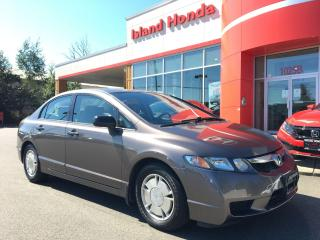 Used 2010 Honda Civic DX-G for sale in Courtenay, BC