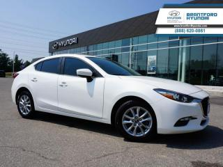 Used 2018 Mazda MAZDA3 1 OWNER | NAV |BACK UP CAM  - $110 B/W for sale in Brantford, ON