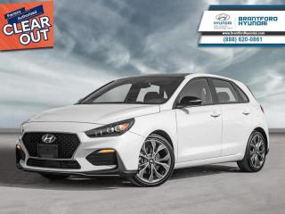 New 2020 Hyundai Elantra GT N-Line MT  - Sunroof - $146 B/W for sale in Brantford, ON