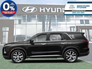 New 2020 Hyundai PALISADE Luxury AWD 8 Pass  - Leather Seats - $329 B/W for sale in Brantford, ON
