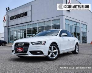 Used 2013 Audi A4 for sale in Mississauga, ON
