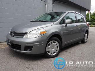 Used 2011 Nissan Versa 1.8S for sale in Richmond, BC